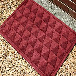 Weather Guard™ Pine Tree 23-Inch x 35-Inch Door Mat in Colors
