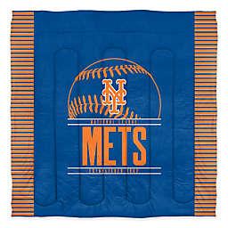 MLB New York Mets Grand Slam Comforter Set