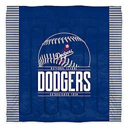MLB Los Angeles Dodgers Grand Slam Comforter Set