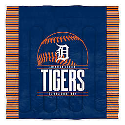 MLB Detroit Tigers Grand Slam Comforter Set