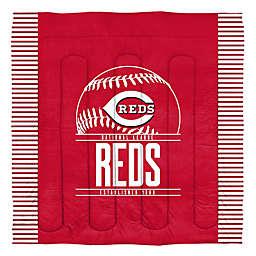 MLB Cincinnati Reds Grand Slam Comforter Set