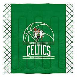 NBA Boston Celtics Reverse Slam Comforter Set