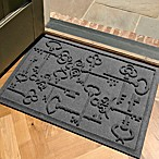 Weather Guard™ Keys to City 23-Inch x 35-Inch Door Mat in Charcoal