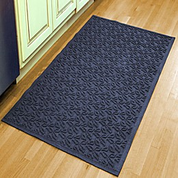Weather Guard™ Leaf 34-1/2-Inch x 58-Inch Door Mat