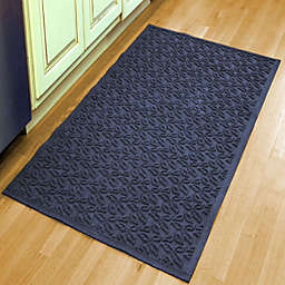 Weather Guard™ Leaf 34-1/2-Inch x 58-Inch Door Mat