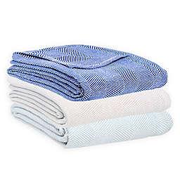Tabor Herringbone Blanket