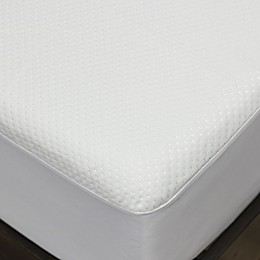 eLuxurySupply® Dimpled Waterproof Mattress Protector