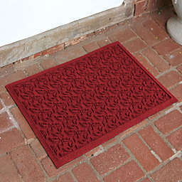 Weather Guard™ Leaf 23-Inch x 35-Inch Door Mat