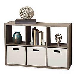 ORG 6-Cube Organizer in Mystic Grey
