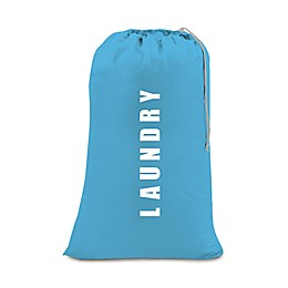 """Laundry"" Print Polyester Laundry Bag"