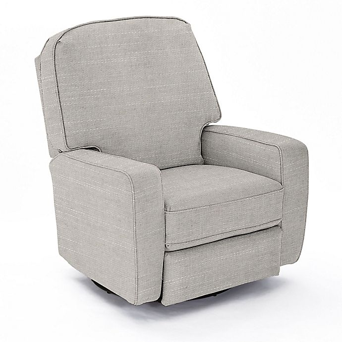 Alternate image 1 for Best Chairs Custom Bilana Swivel Glider Recliner