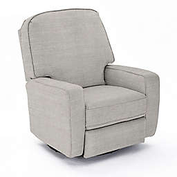 Best Chairs Bilana Swivel Glider Recliner