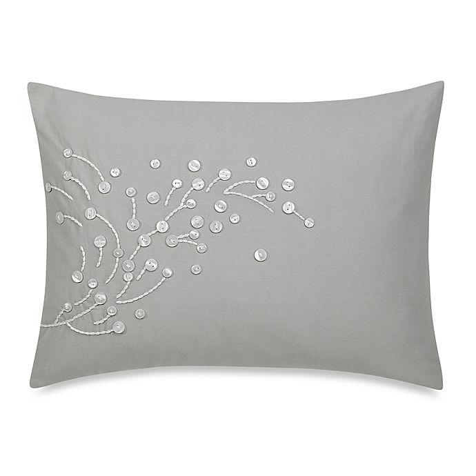 Barbara Barry 174 Florette Oblong Throw Pillow Bed Bath