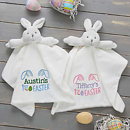 Baby's First Easter Bunny Security Blanket