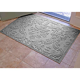 Weather Guard™ Damask 34-Inch x 52-Inch Door Mat