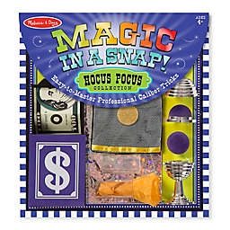 Melissa & Doug® Magic in a Snap! Hocus-Pocus Collection