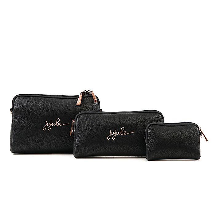 Alternate image 1 for Ju-Ju-Be® Ever Be Diaper Bag Organizer Zip Cases (Set of 3)
