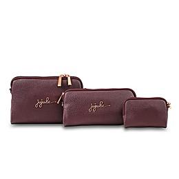 Ju-Ju-Be® Ever Be Diaper Bag Organizer Zip Cases (Set of 3)