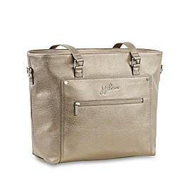 Ju-Ju-Be® Ever Everyday Tote Diaper Bag in Silver