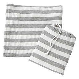 Bucky® 4-in-1 Canopy Cover in Grey/White