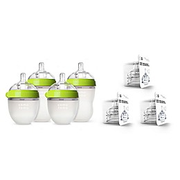 comotomo® 7-Piece Baby Bottle Gift Set