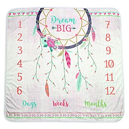 "Lillian Rose™ ""Dream Big"" Boho Baby Blanket"