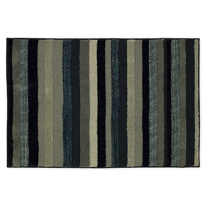 Alternate image 1 for Mohawk Home® Farmhouse Stripe Washable Rug