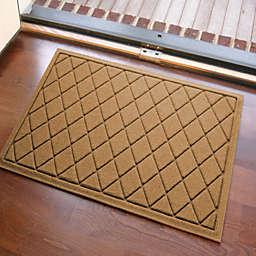 Weather Guard™ Argyle 23-Inch x 35-Inch Door Mat
