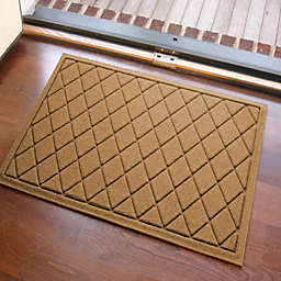 Weather Guard™ Argyle 23-Inch x 35-Inch Door Mat