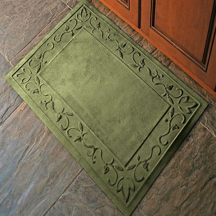Alternate image 1 for Microfibre® Low Profile Vine 2-Foot x 3-Foot Door Mats