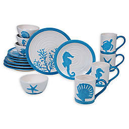 Certified International Natural Coast Dinnerware Collection