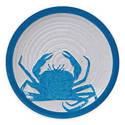 Certified International Natural Coast Crab Dinner Plates (Set of 4)