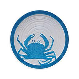 Certified International Natural Coast Crab Dessert Plates (Set of 4)