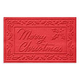 Weather Guard™ 23-Inch x 35-Inch Merry Christmas Door Mats