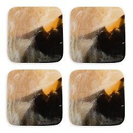 Thirstystone® Faux Horn Coasters (Set of 4)