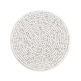 Thirstystone® Beaded Round Coasters (Set of 4)