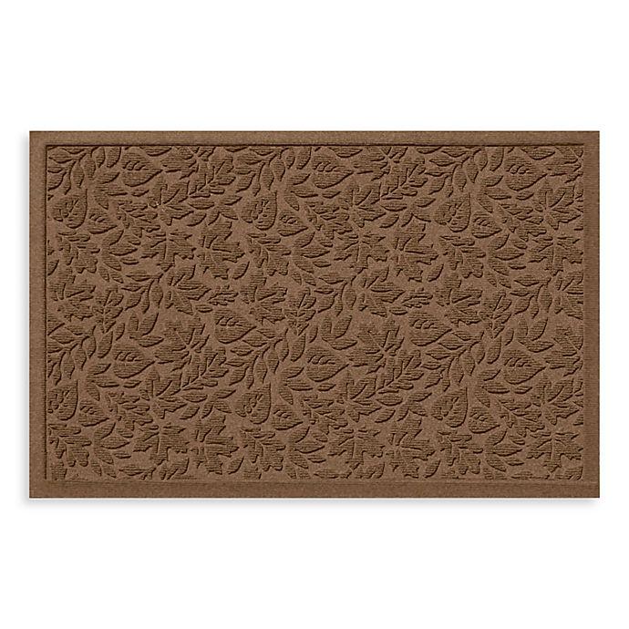 Alternate image 1 for Weather Guard™ Fall Day 31-Inch x 21-Inch Indoor/Outdoor Door Mat in Dark Brown