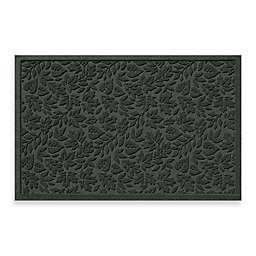 Weather Guard™ Fall Day 31-Inch x 21-Inch Indoor/Outdoor Door Mat in Evergreen