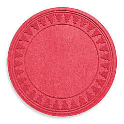 Weather Guard™ Round Tree Skirt in Red