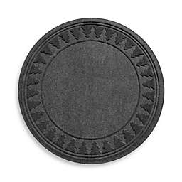 Weather Guard™ Round Tree Skirt in Charcoal