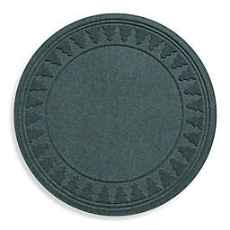 Weather Guard™ Round Tree Skirt in Evergreen
