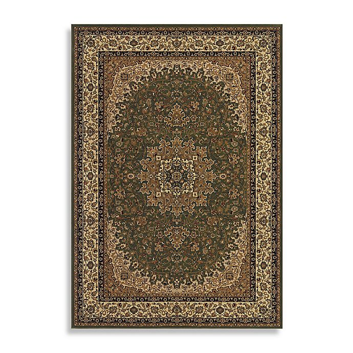 Bed Bath And Beyond Area Rugs Roselawnlutheran Earth Tone: Couristan® Royal Kashan Rug