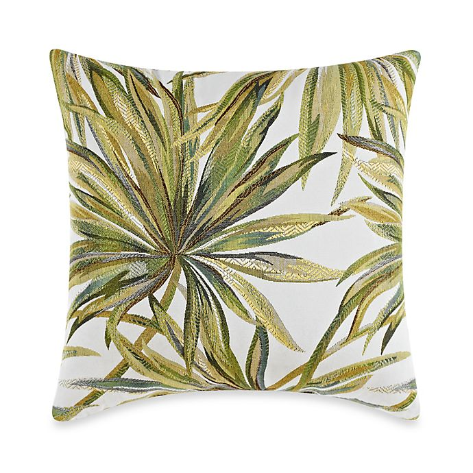 Alternate image 1 for Breeze Square Throw Pillow