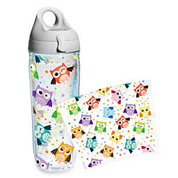 Tervis® Whimsical Owls Wrap 24-Ounce Water Bottle