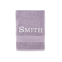 Monogrammed Wamsutta® Classic Turkish Bath Towel Collection