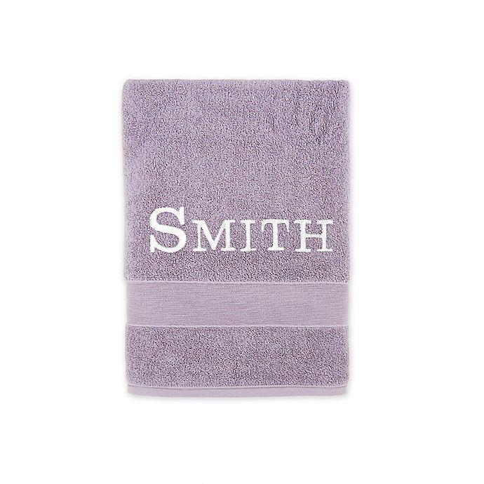 Alternate image 1 for Monogrammed Wamsutta® Classic Turkish Bath Towel Collection