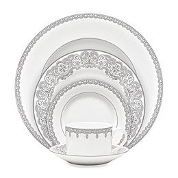 Waterford® Lismore Lace Platinum Dinnerware Collection