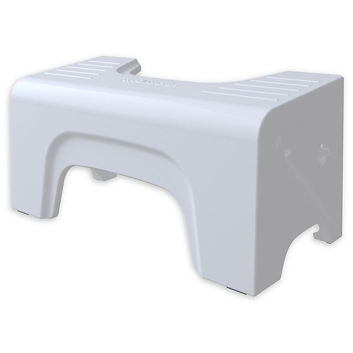 Alternate image 1 for Squatty Potty® Fold N' Stow Toilet Stool