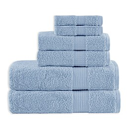 Madison Park 6-Piece Bath Towel Set