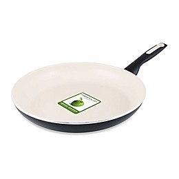 GreenPan™ Rio Ceramic Nonstick Fry Pan in Black
